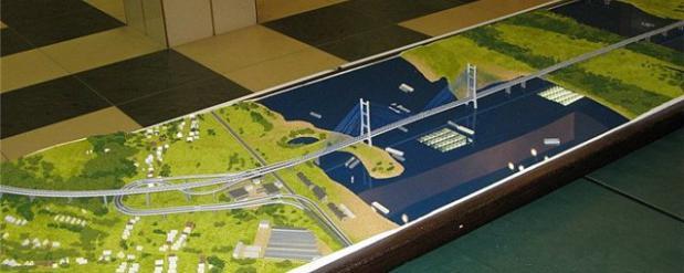 Проект моста через Волгу в Нижнем Новгороде заморожен из-за санкций