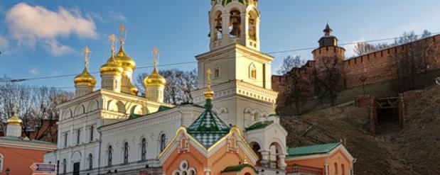 На улице 50-летия Победы в Нижнем Новгороде могут построить новый храм