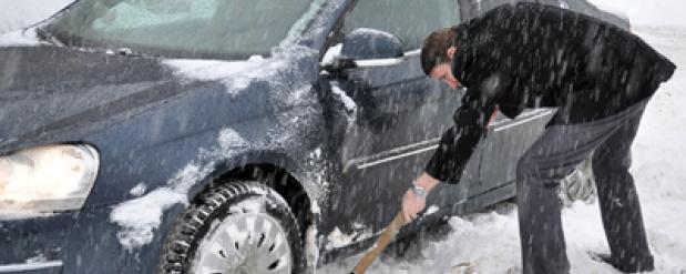 Нижегородцы придумали отличный бизнес на уборке снега