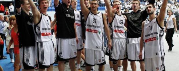 Баскетболисты «Нижнего Новгорода» обыграли ВЭФ