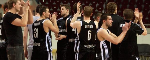 Баскетболисты «Нижнего Новгорода» уступили «Фенербахче»