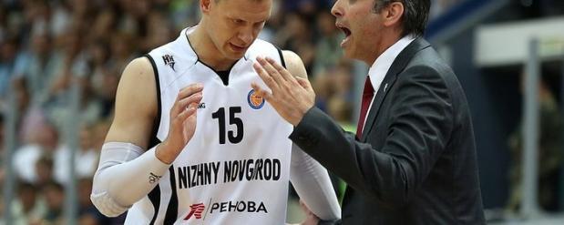 БК «Нижний Новгород» проиграл «Химкам»