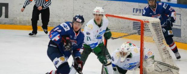 Нижегородская «Чайка» впервые вышла в финал Кубка Харламова