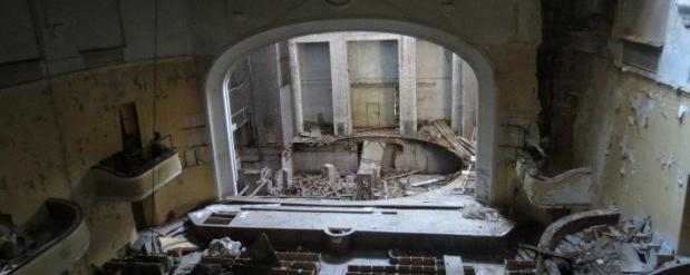 К 2017 году в Нижнем Новгороде планируют отремонтировать заброшенный Дворец культуры
