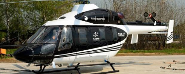 В Нижнем Новгороде появится вертолетный центр за сто миллионов рублей