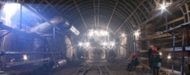 Почти полтора миллиарда рублей дополнительно собираются выделить на строительство метро в Нижнем Новгороде