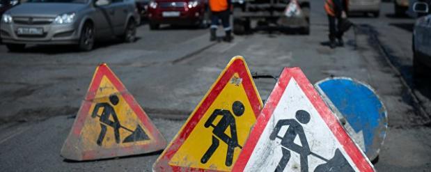 В Нижнем Новгороде более половины дорог будут отремонтированы к 2018 году
