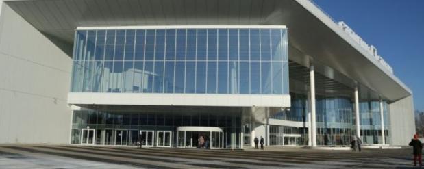 Благоустройство привокзальной площади в аэропорту Стригино завершено