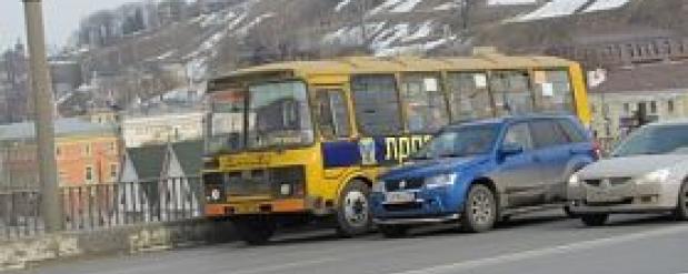 В Нижнем Новгороде изменена схема движения общественного транспорта