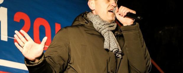 Митинг Алексея Навального в Нижнем Новгороде прошел без нарушений