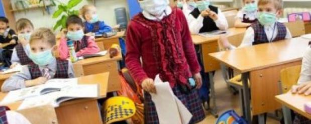 Восемь школ Нижнего Новгорода закрыли на карантин по ОРВИ