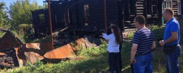 Рецидивистка сожгла заживо троих друзей в Нижегородской области