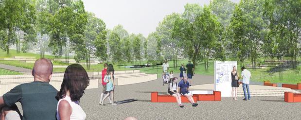 Нижегородцы выберут общественные места, которые благоустроят в этом году