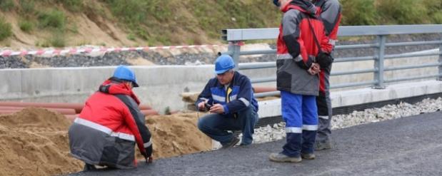 В Нижегородской области начали проверять отремонтированные дороги