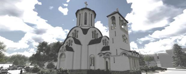 Освящен первый нижегородский храм в честь Серафима Саровского
