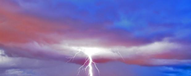 Под Нижним Новгородом после удара молнии погиб подросток