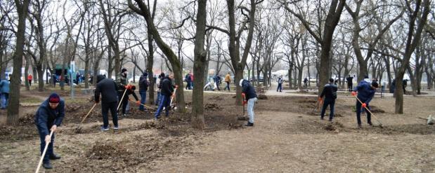 Общегородской субботник Нижнего Новгорода поддержали более тридцати тысяч жителей