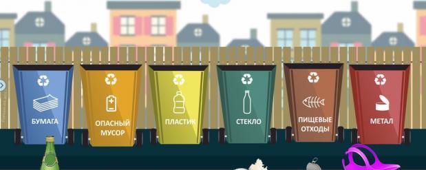 Жителям Нижнего Новгорода покажут, как правильно сортировать мусор