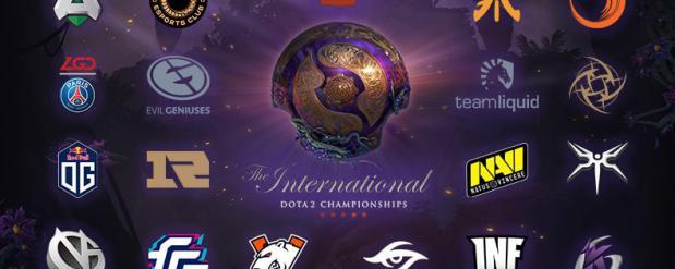 Первый интернешнл дота 2 и все победители the international dota друих сезонов